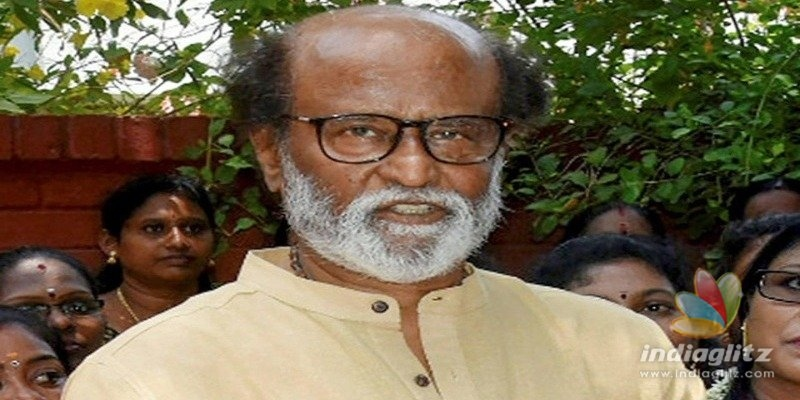 Rajinikanth summoned in connection with Tutucorin police firing incident