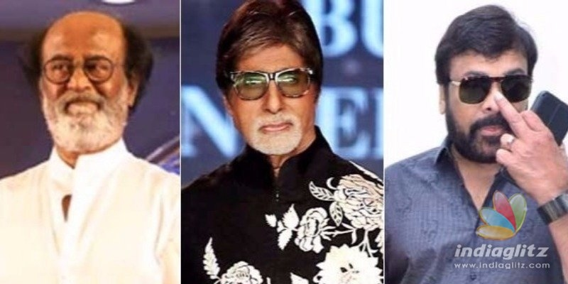 Amitabh, Rajini, Chiranjeevi and Mohan Lal combo film Family releasing today