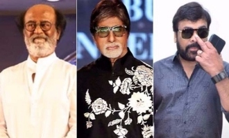 Amitabh, Rajini, Chiranjeevi and Mohan Lal combo film 'Family' releasing today