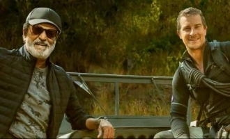 Awe Inspiring! Superstar Rajinikanth's 'Into the Wilds with Bear Grylls' sneak peek video