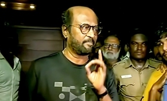 Superstar Rajinikanth slams central government handling CAA protests