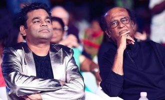 Rajinikanth wishes to AR Rahman for the success of 99 songs movie