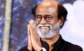 Superstar Rajnikanth thanks fans for celebrating his 45 years in films!