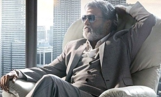 Rajinikanth with daughter and son in law image goes viral