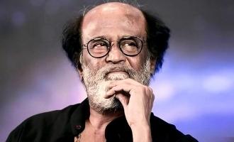 ரஜினிக்கு கொலை மிரட்டல்: போலீசில் புகார் அளித்த வழக்கறிஞர்
