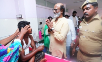 Rajinikanth at Thoothukudi