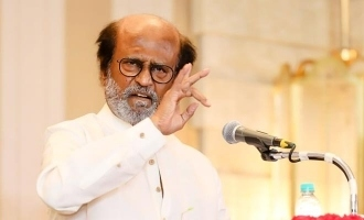 Rajnikanth's latest statement on Tamil language development!