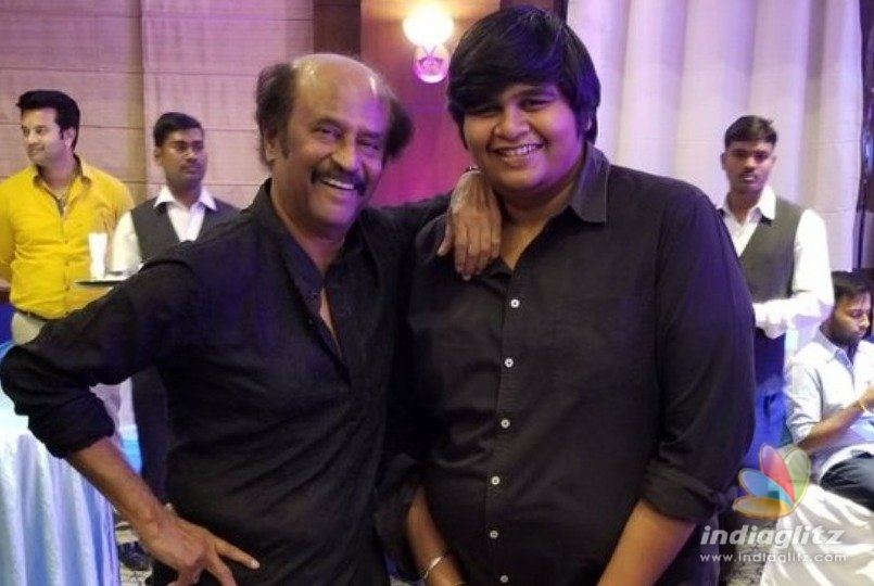 Karthik Subbarajs awesome treat to Thalaivar fans for Petta 25th day