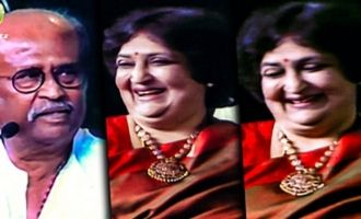 Latha is greater than me - Superstar Rajinikanth speech about wife