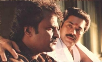 Mammootty sends get well soon message to Rajinikanth in 'Thalapathy' style