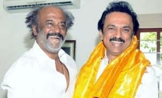 Superstar Rajinikanth's special wishes to new TN Chief Minister M.K. Stalin