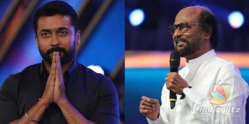 Rajini talks with Suriya to confirm his next movie?