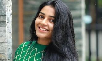 தனுஷை அடுத்து பிரபல நடிகருக்கு ஜோடியான 'கர்ணன்' நாயகி!
