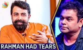 A.R.Rahman had Tears in his Eyes During the Climax : Rajiv Menon Interview