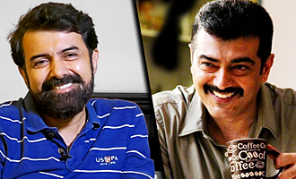 Ajith is a director's darling : Rajiv Menon Interview