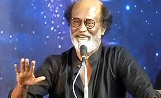 If fans don't stop now, I won't involve them : Rajinikanth Speech