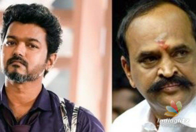 Ministers strict warning to Thalapathy Vijay and Sarkar