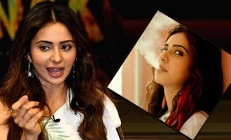 Rakul Preet Singh gets trolled for smoking!