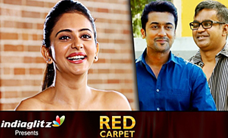 I'm a part of Surya - Selvaraghavan's film : Rakul Preet Singh Interview
