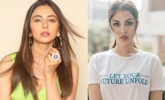 Rakul Preet Singh admits to cops connection with Rhea Chakraborty in drugs case?