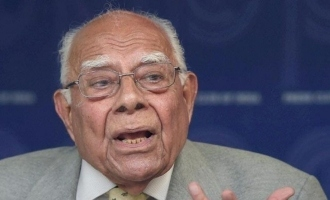 India's most famous lawyer Ram Jethmalani passes away