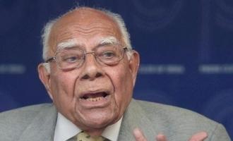 Ram Jethmalani passes away supreme court lawyer