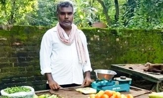 Another director turns vegetable seller due to lockdown!