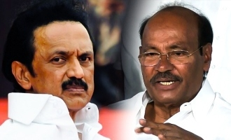 MK Stalin challenge to Dr Ramadoss about Panjami land