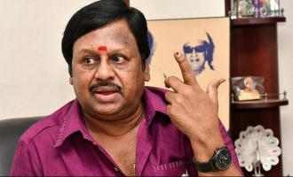 Ramarajan tests positive for COVID 19 admitted to hospital