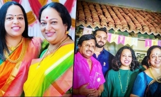 Ramarajan and Nalini's daughter reveals surprising details for the first time