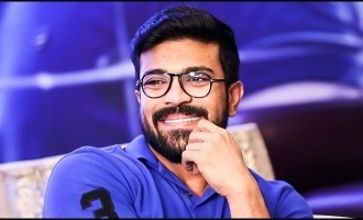 Tollywood superstar Ramcharan tests positive for Coronavirus!