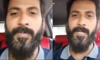 Jithan Ramesh's emotional video message after 'Bigg Boss 4' eviction