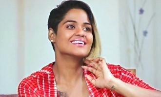 bigg boss Ramya baby singing video goes viral