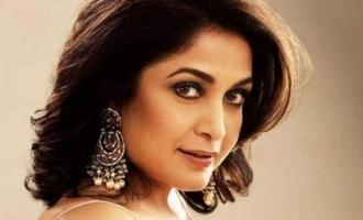 After 'Super Deluxe' Ramya Krishnan reunites with legendary superstar