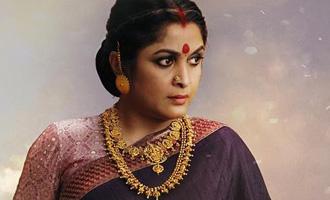 'பாகுபலி' படத்தில் ரம்யா கிருஷ்ணனின் முதல் முயற்சி