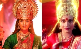 நயன்தாரா - ரம்யா கிருஷ்ணன்: அம்மன் வேடத்தில் பெஸ்ட் யார்?