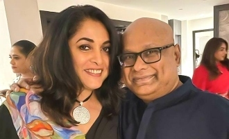 Ramya Krishnan throws a lavish party on her birthday - See pictures