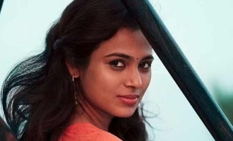 Ramya Pandian to compete with another young heroine in Suriya's film