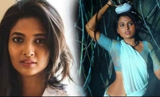 Keerthi Pandian challenges Ramya Pandian's glamour with new hot photoshoot