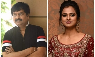 Ramya Pandian combines with police to pay a highly appropriate tribute to actor Vivek