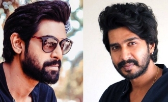 Rana Daggubati teams up with Vishnu Vishal again!