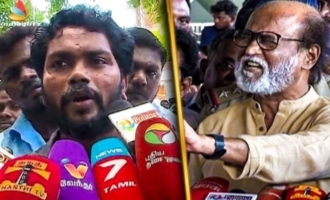 Pa Ranjith about Rajinikanth's Controversial Speech