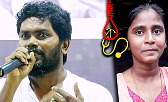 Anitha being a DALIT, I was doubtful on people support - Pa Ranjith on NEET