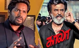 Fight for Homeland : Pa Ranjith Interview about Kaala Storyline