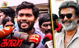 I'm not afraid anymore: Rajini about 'Kaala'