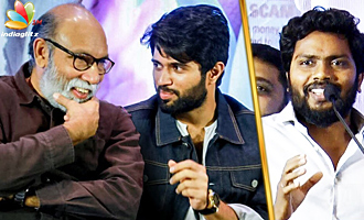 I'm Sure Tamil Fans will accept Vijay Devarakonda : Pa Ranjith Speech