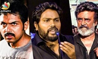 Why I Make Political Movies ? : Pa Ranjith Clarifies