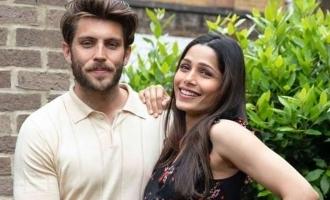 slumdog millionaire actress freida pinto reveals details secret wedding fiance cory tran covid lockdown