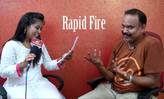 Rapid Fire With  Venkat Prabhu
