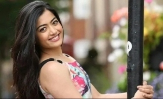 Which mood do you choose? - Rashmika Mandanna's question leaves fans in a tizzy